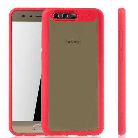 Ultra Slim Case für Huawei Honor 9 Handyhülle Schutz Cover Rot