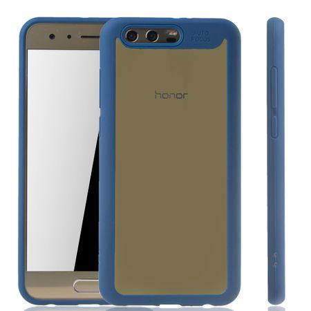 Ultra Slim Case für Huawei Honor 9 Handyhülle Schutz Cover Blau