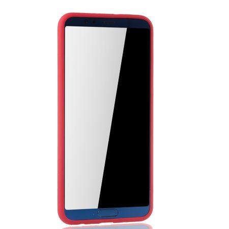 Ultra Slim Case für Huawei Honor View 10 Handyhülle Schutz Cover Rot – Bild 3