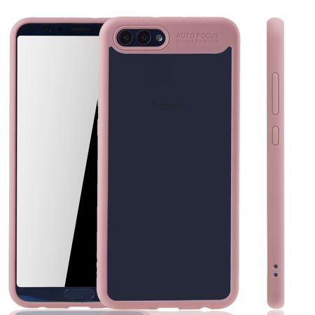 Ultra Slim Case für Huawei Honor View 10 Handyhülle Schutz Cover Rose