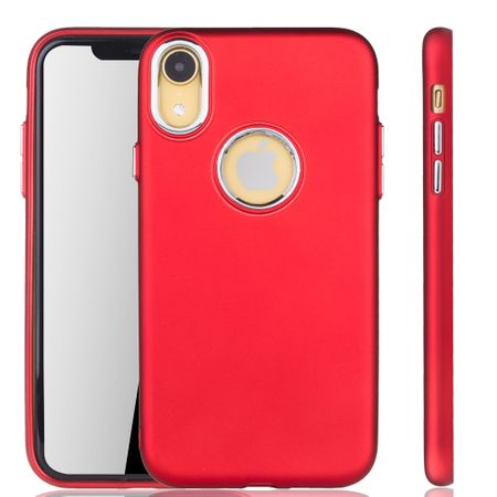 Apple iPhone XR Hülle - Handyhülle für Apple iPhone XR - Handy Case in Rot