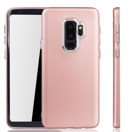 Samsung Galaxy S9 Plus Hülle - Handyhülle für Samsung Galaxy S9 Plus - Handy Case in Rose Pink