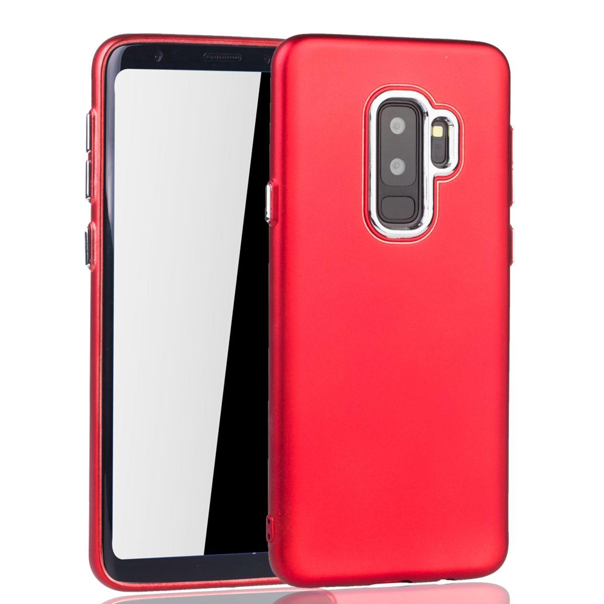Handyhülle Samsung Galaxy : samsung galaxy s9 plus h lle handyh lle f r samsung galaxy s9 plus handy case in rot ~ Aude.kayakingforconservation.com Haus und Dekorationen
