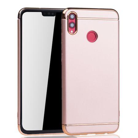 Huawei Honor 8X Handy Hülle Schutz Case Bumper Hard Cover Pink – Bild 2