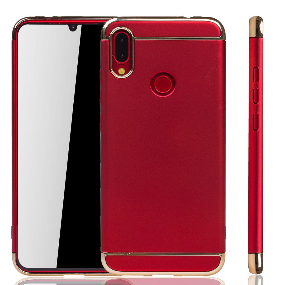 Xiaomi Mi A3 Custodia Cover per Cellulare Protezione Protettiva Astuccio Nero