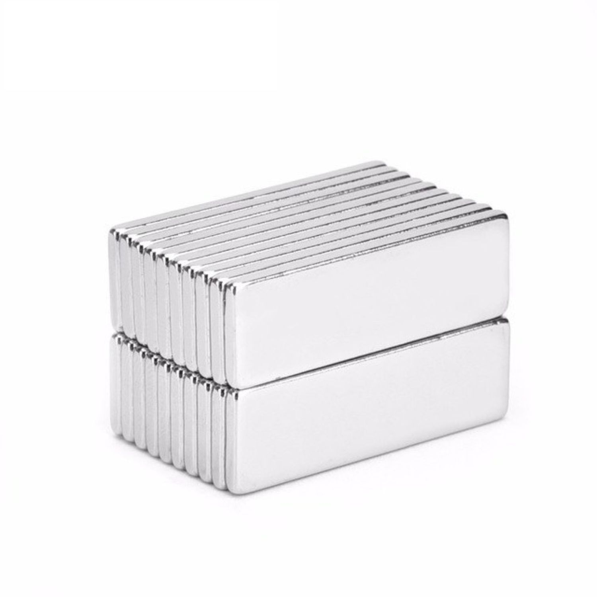5 Stück Neodym Magnet 30 x 10 x 5 mm Supermagnete hohe Haftkraft Quadermagnet