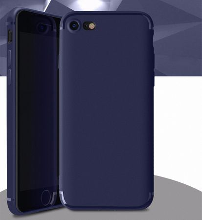 TPU Case für Apple iPhone XS Blau