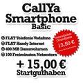 mobilcom-debitel PrePaid Karte CallYa (Vodafone Netz) Smartphone Basic 15€ Startguthaben 001