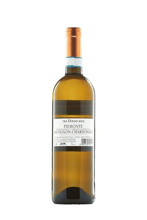 """Terre da Vino """"Vite Colte"""" Piemonte Sauvignon Chardonnay Tra Donne Sole DOC 2015 – Bild 2"""