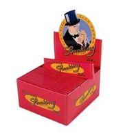 SMOKING Papers ROT KingSize, 50 x 33 Blättchen BOX (VE)
