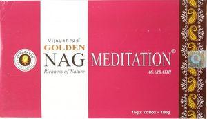 Golden Nag Meditation  180g