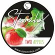 SteamshoX® Two Apples, Dampfsteine 140g Steingranulat (Steam Stones), nikotinfreier Tabakersatz