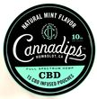 Cannadips Natural Mint CBD