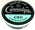 Cannadips Natural Mint CBD Bild 2