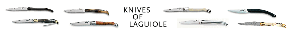 Knives of Laguiole