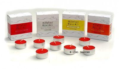 Millefiori Open Air Teelichter