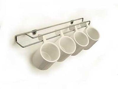 JOSEPH & JOSEPH white mug rack