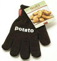 Kartoffelhandschuh-Schrubberhandschuh 001