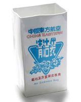 CHINA EASTERN Vase blau 001
