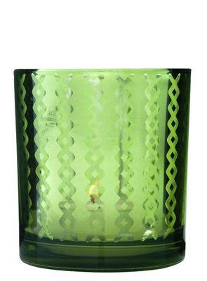 Sagaform Mirror Kerzenhalter grün 3er Set – Bild 1