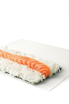 Lékué MAKISU Silkonmatte für Shushizubereitung – Bild 5