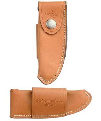 Forge de Laguiole Belt Case Buron natural – image 3