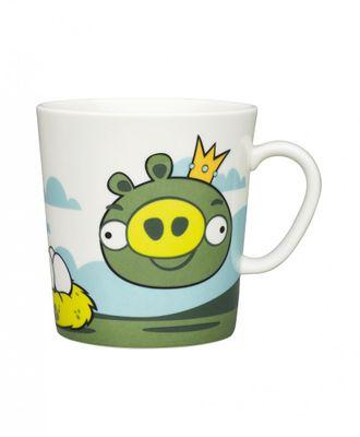 Angry Birds Becher King Pig – Bild 1