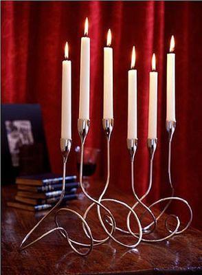 black + blum LOOP Kerzenständer poliert – Bild 4