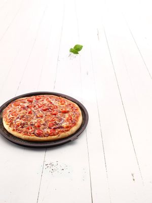 Lékué Pizza-Backform rund – Bild 1