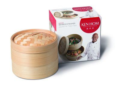 Ken Hom Bambusdämpfer – Bild 1