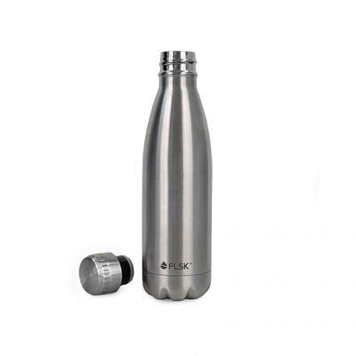FLSK Vakuum Isolierflasche 500 ml Edelstahl – Bild 4
