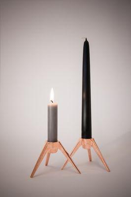 Kerzenständer satellite verkupfert – Bild 2
