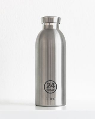 24bottles Thermo Flasche Clima steel 0,5 l - Neues Modell