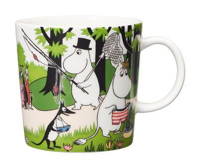 Moomin Becher 0,3L Going on Vacation    – Bild 2