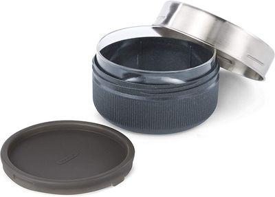 black + blum Glas Lunch Schale, schiefer, 750 ml – Bild 1