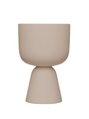 iittala Nappula Blumentopf 230x155mm beige – Bild 1