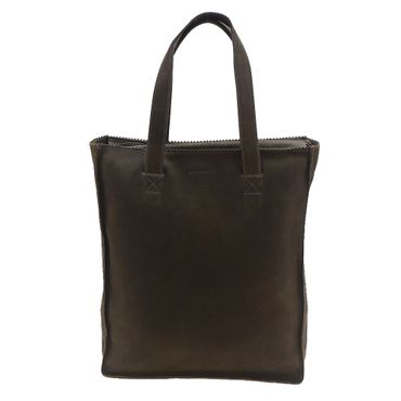 Burkely Mia Shopper Big - Dunkel Braun