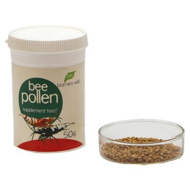 BorneoWild Bee Pollen  50gr – Bild 1