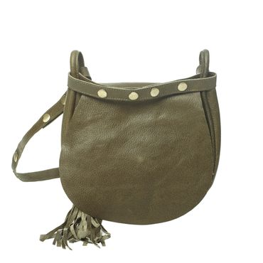 MYOMY My Saddle Bag Medium Rambler Dark Olive