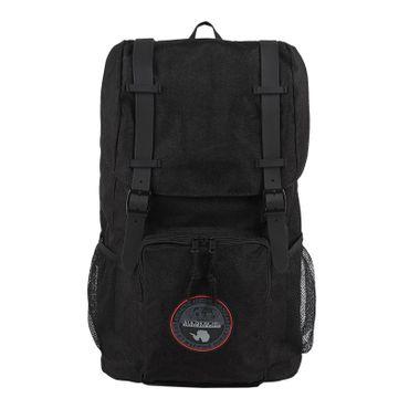 Napapijri Hoyal Day Pack 55x30x20 cm Outdoor Rucksack Black N0YGXY041