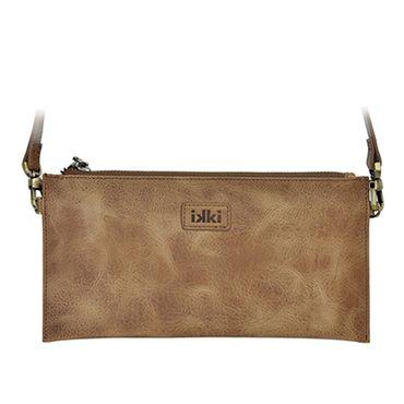 IKKI Naomi Crossbody Bag Kamel NM01