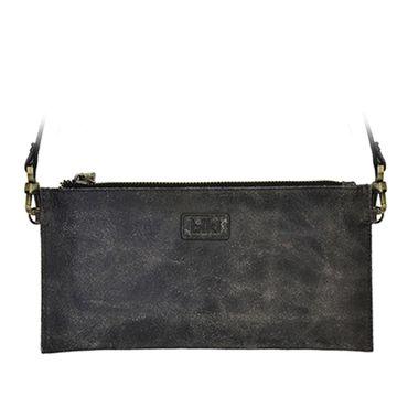 IKKI Naomi Crossbody Bag Schwarz NM02