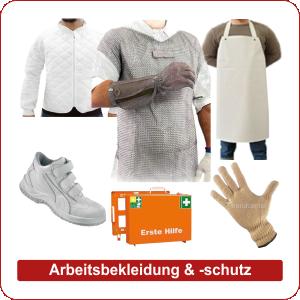 Arbeitsbekleidung & -schutz