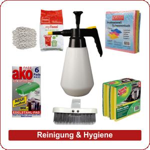 Reinigung & Hygiene