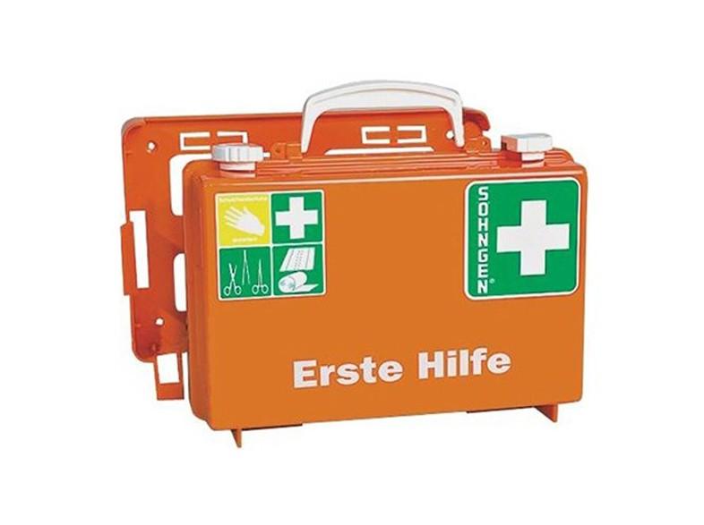 Erste Hilfe Koffer & Verbandsmaterial