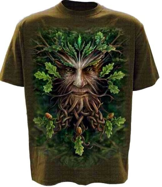 "T-Shirt ""Oak King"" – Bild 1"