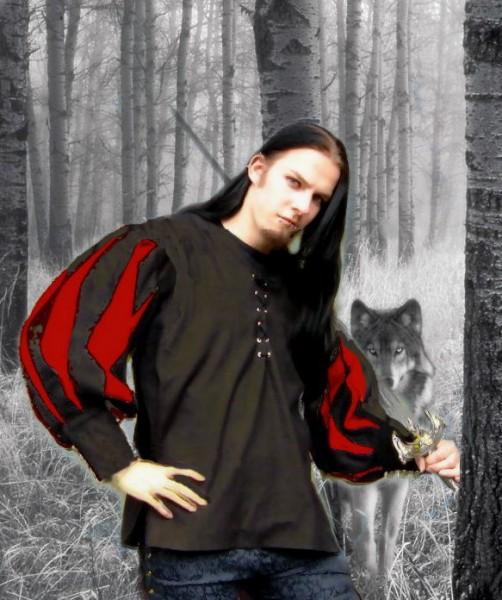 Hemd Landsknechthemd Asgard – Bild 1