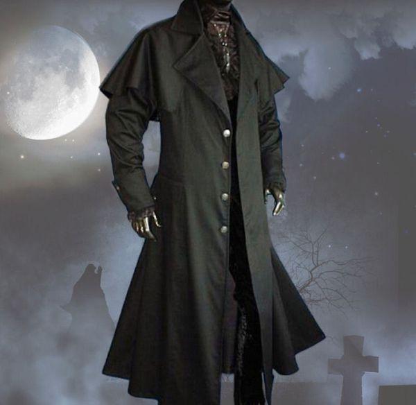 Mantel Belial schwarz