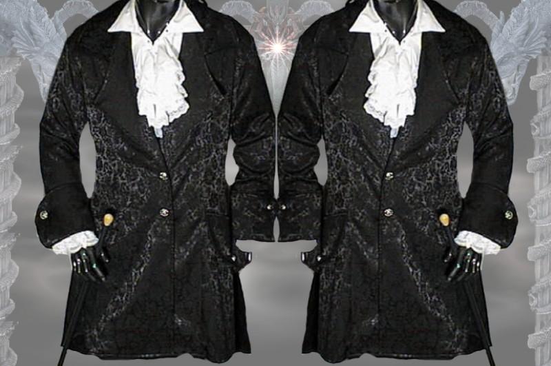 Gehrock mantel