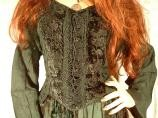 Bluse Nightwish freesize – Bild 1